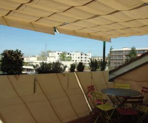 Aménagement de terrasse à Lyon