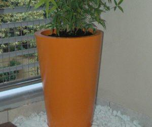 """Pots & jardinières """"Designcolor"""" d'Exonido"""
