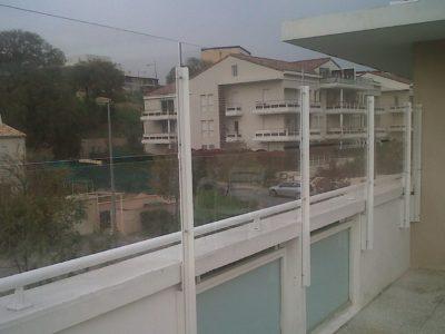 Panneaux brise vent à Marseille