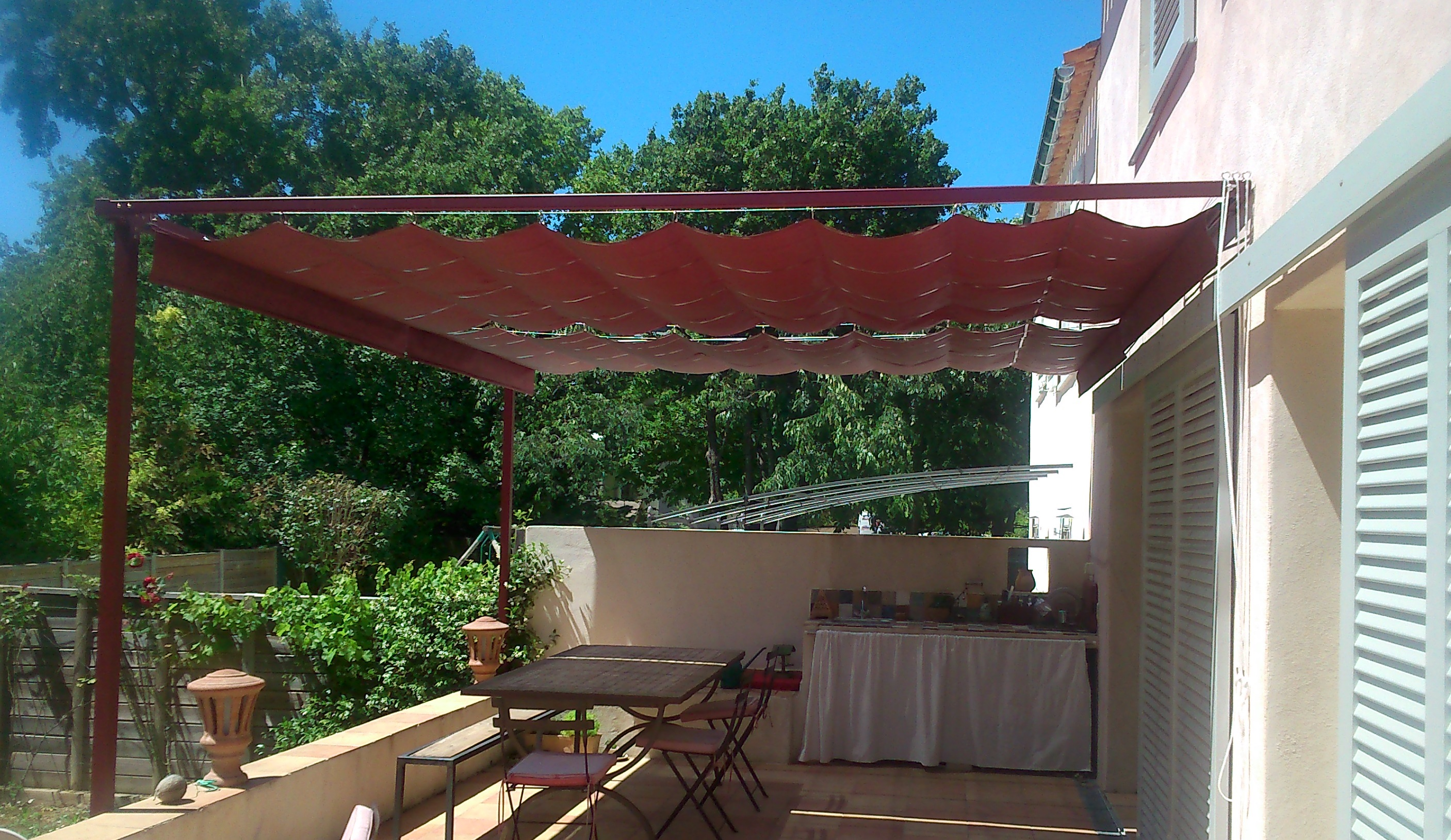 V lum r tractable archives exonido pergolas sur mesure am nagement de terrasseexonido for Pergola originale