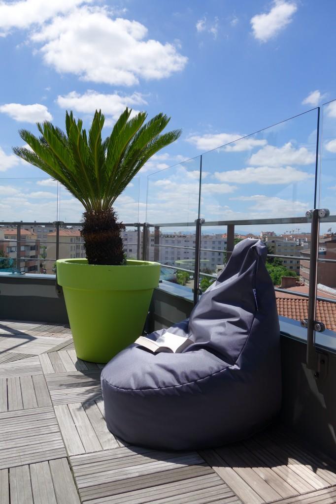 Nouveau brise vent en verre apportant confort et s curit sur la terrasse - Brise vent terrasse en verre ...