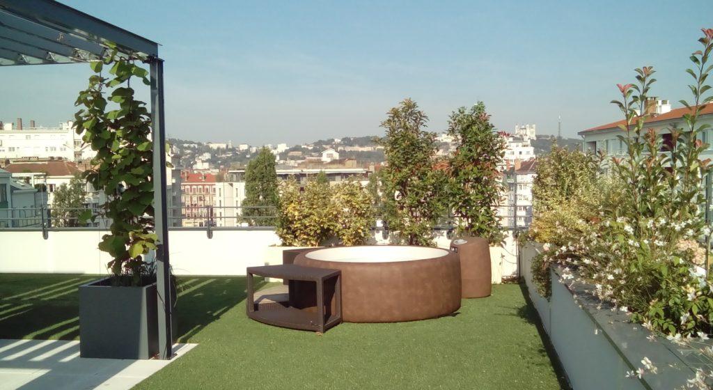 D couvrez nos id es pour am nager une terrasse en ville - Idees pour amenager une terrasse ...