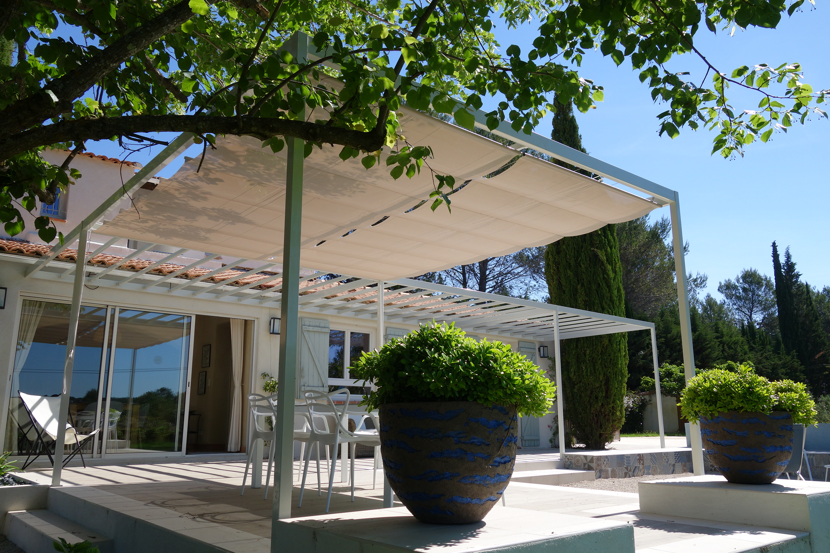 projet pergola terrasse compl tez votre dossier avec ces 3 questions. Black Bedroom Furniture Sets. Home Design Ideas